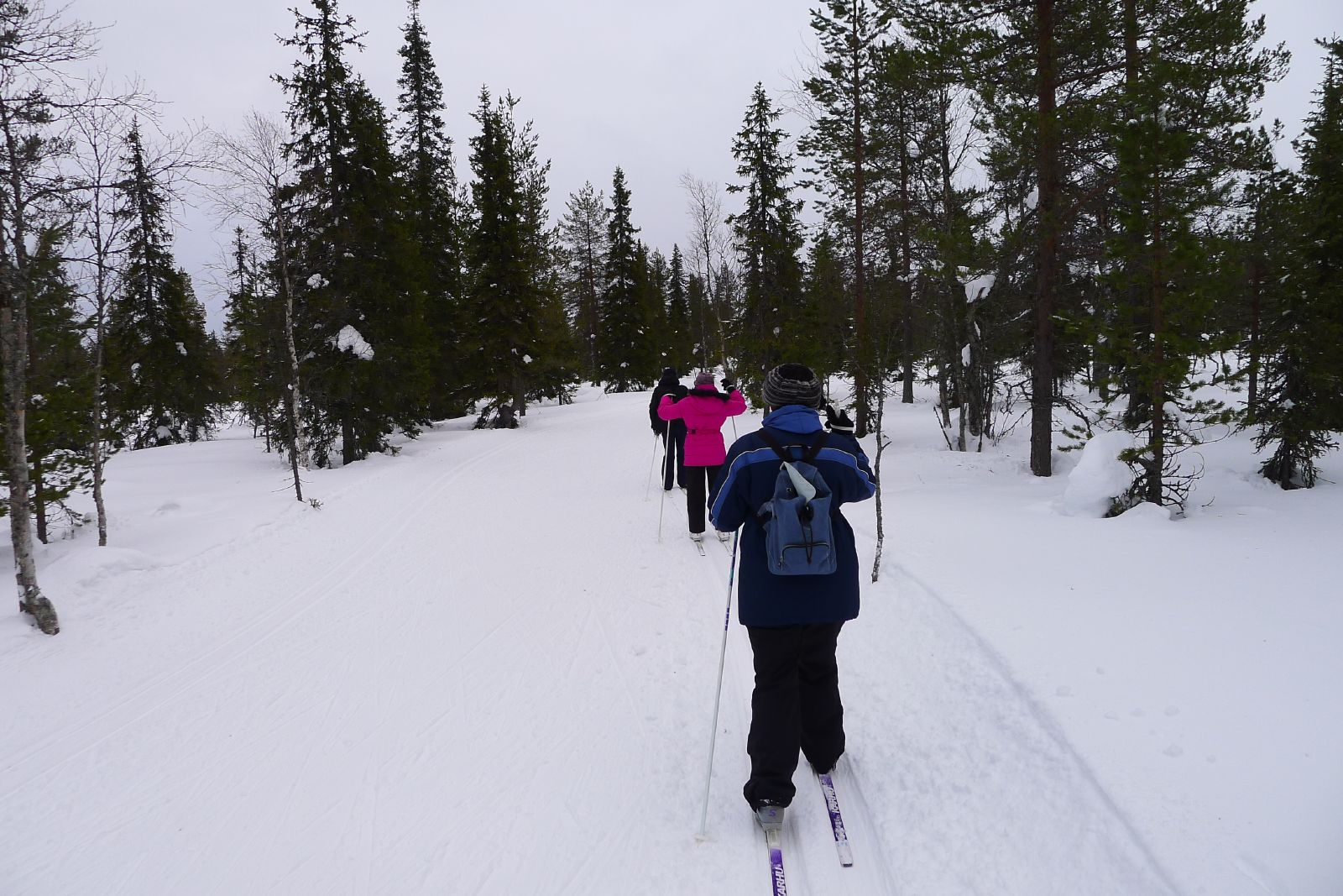 Venez vous initier au ski de fond grâce à la SKI-MOBILE!