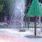 Ouverture des jeux d'eau au parc Chartier-De Lotbinière