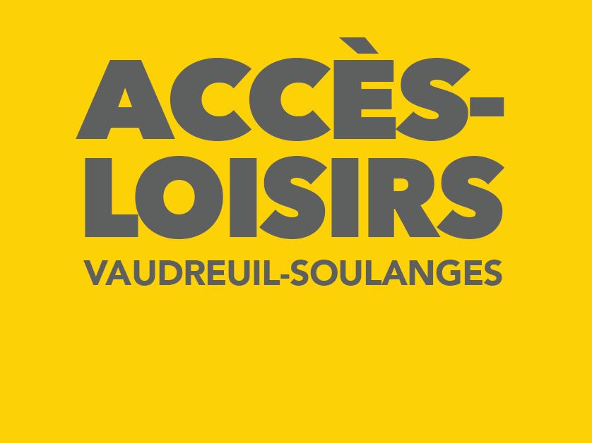 Les 12 et 13 janvier – Inscription au programme Accès-Loisirs Vaudreuil-Soulanges