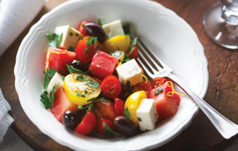 Recette salade tomates cerises melon eau-VF