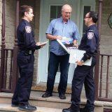 Début des visites à domicile des préventionnistes du Service de sécurité incendie