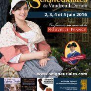 Du 2 au 5 juin: venez vivre l'histoire de la Nouvelle-France!