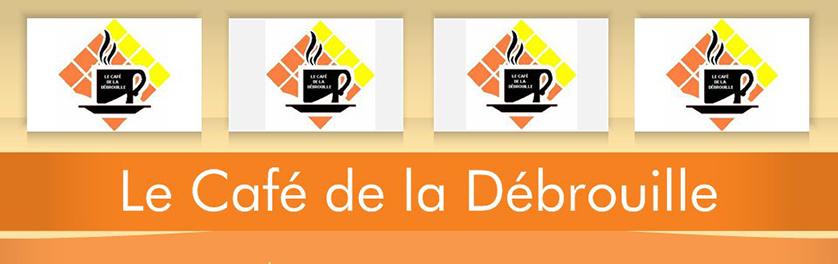 Vente de livres au profit du Café de la débrouille