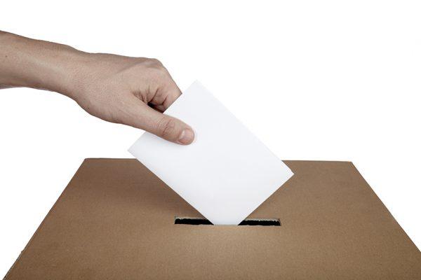 ÉLECTION MUNICIPALE: n'oubliez pas d'aller voter!