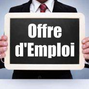 OFFRE D'EMPLOI – Conseiller aux ressources humaines