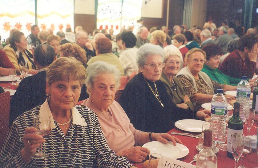 Souper des Fêtes du Club de l'Âge d'or Sainte-Madeleine de Rigaud