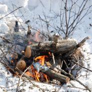 Rappel: Activités de brûlage en hiver