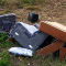 Ne pas déposer vos déchets n'importe où!