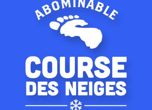 Inscrivez-vous à l'Abominable course des neiges, l'ultime course à obstacle hivernale!