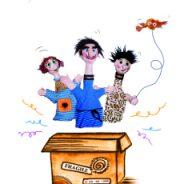 ACTIVITÉ DE LA RELÂCHE: Spectacle de marionnettes pour les 3 à 8 ans