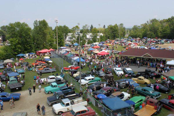 APPEL À TOUS: À la recherche d'organisateurs pour le rassemblement de voitures anciennes de Rigaud