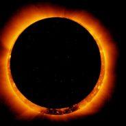 Regarder l'éclipse solaire partielle en toute sécurité