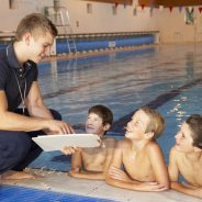 CE SAMEDI 11 JANVIER – Début des cours de natation
