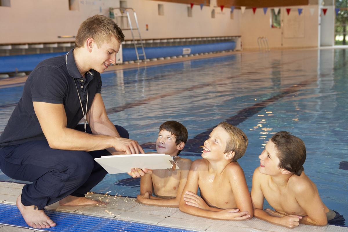 Début des inscription aux cours de natation – session printemps 2019