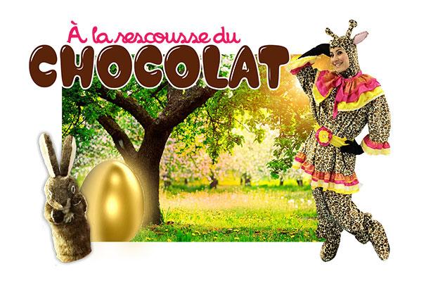 COCORIGO – À la rescousse du chocolat!