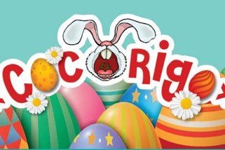 COCORIGO – Coco lapin joue avec vous au collège Bourget!