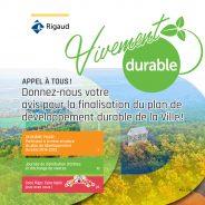Le bulletin municipal Vivement chez nous du printemps est désormais disponible!