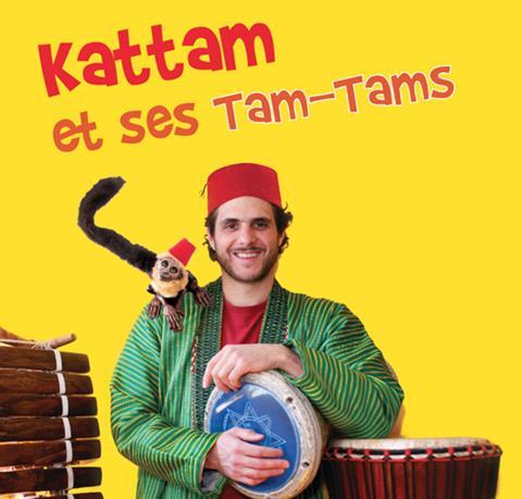MERCREDI 18 JUILLET – Spectacle de L'été Show – Kattam et ses Tam-Tams