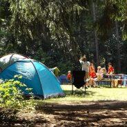 RENDEZ-VOUS D'AUTOMNE: Camping familial dans les Sentiers