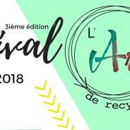 RENDEZ-VOUS D'AUTOMNE: Festival l'Art de recycler
