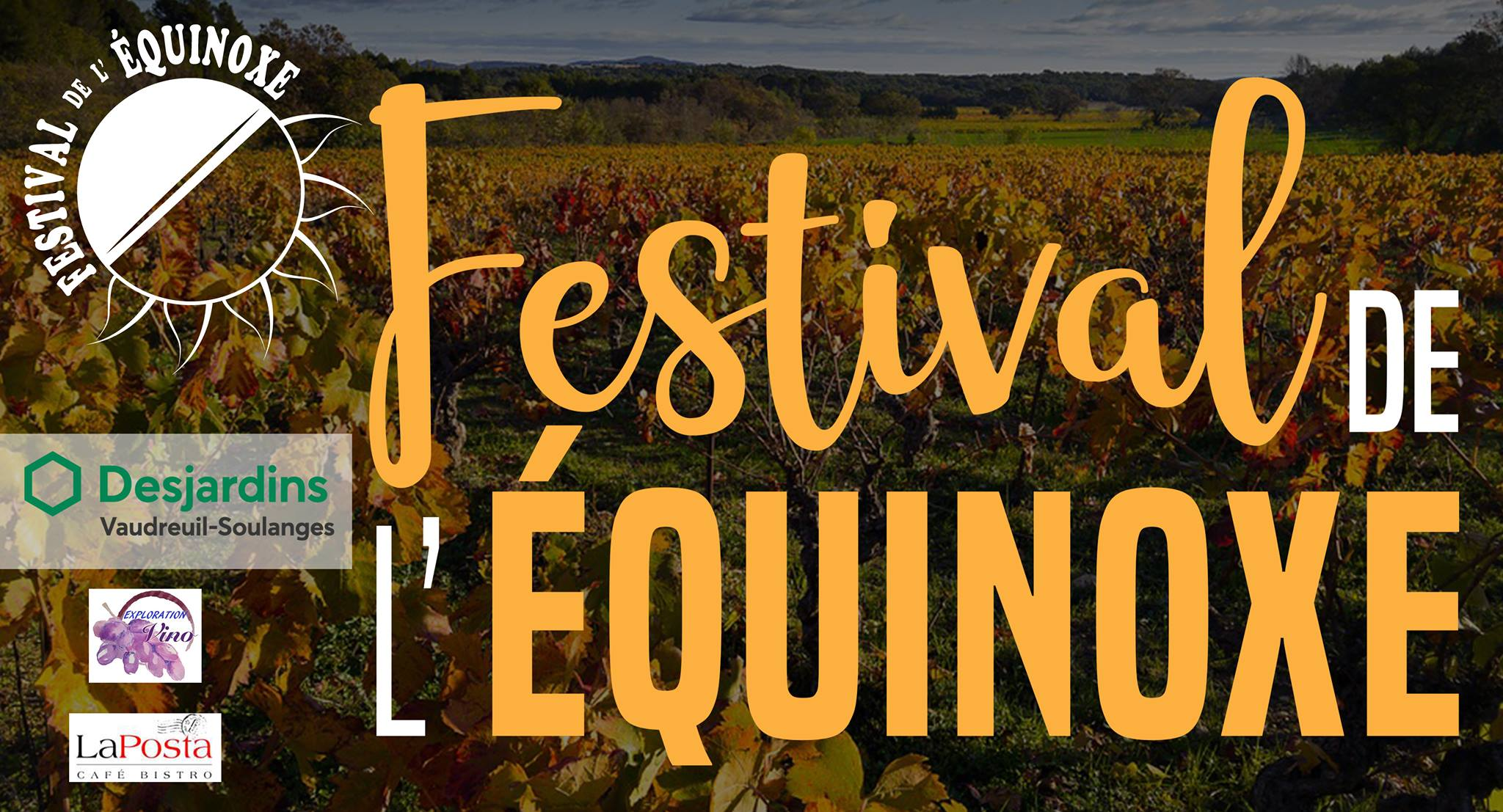 LES 22-23 SEPTEMBRE – Participez au Festival de l'Équinoxe de Coteau-du-Lac