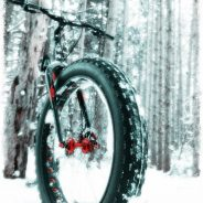 Projet pilote saison hivernale 2018-2019: le vélo à gros pneus (Fatbike) sera autorisé dans certains sentiers de L'escapade!