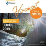 Le bulletin municipal Vivement chez nous SPÉCIAL BUDGET est désormais disponible en ligne !