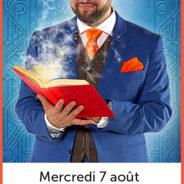 MERCREDI 7 AOÛT – Spectacle de l'Été SHOW: La mystérieuse école