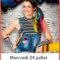 MERCREDI 24 JUILLET – Spectacle de l'été SHOW: Kalimba, ça déménage
