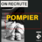OFFRE D'EMPLOI  |  Pompiers/premiers répondants  |  Temps partiel sur appel