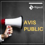 Avis public – Demande de dérogation mineure – 90, rue Saint-Viateur