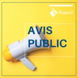 Avis public – Entrée en vigueur du règlement numéro 381-2021