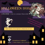 HALLOWEEN 2020 | Concours «Crée ta créature bizarroïde!»