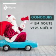 Concours : En route vers Noël | Inscription à partir du 30 novembre 2020