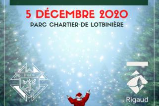Féérie de Noël   Parcours illuminé le 5 décembre 2020