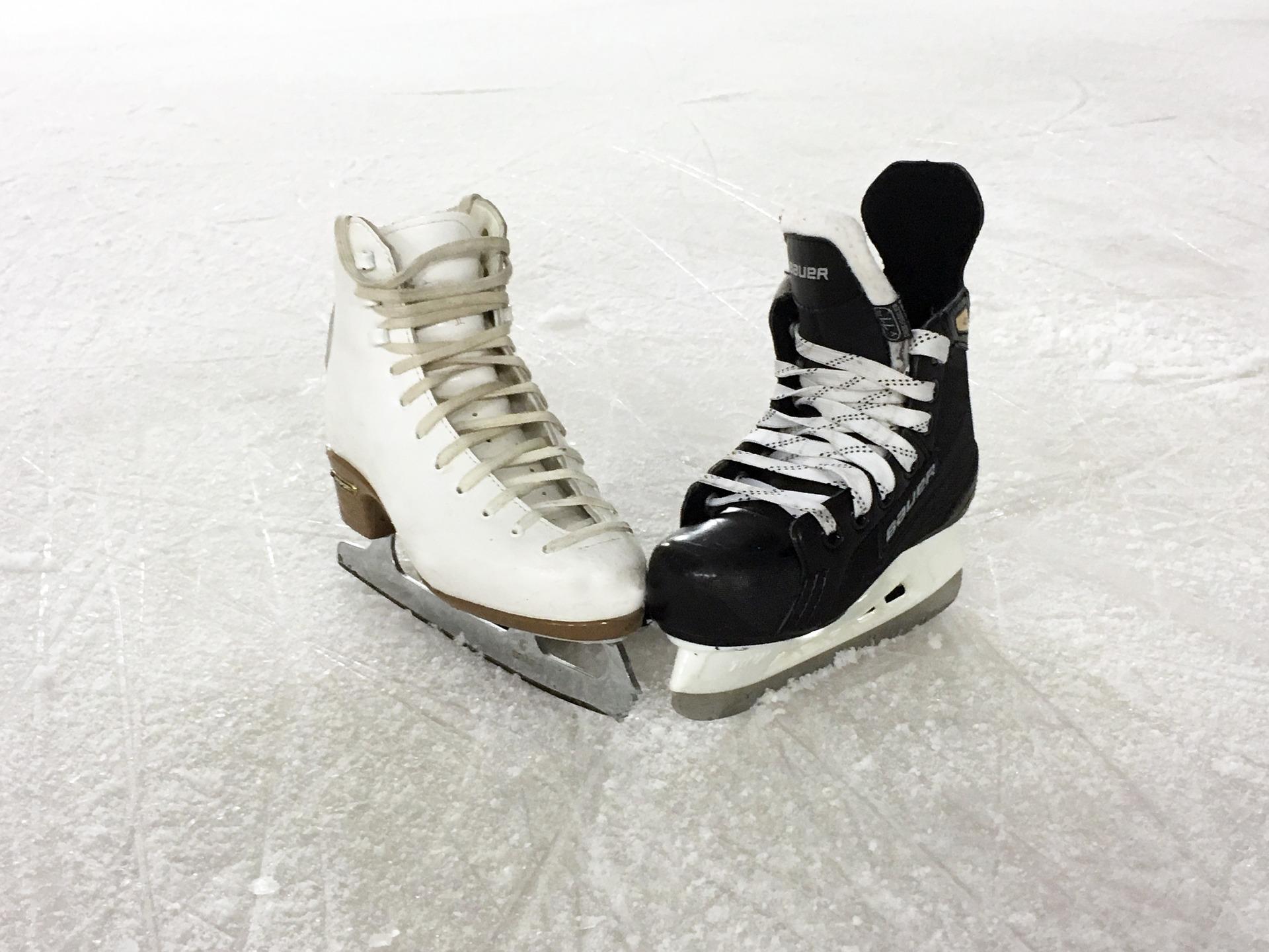 Nouveauté pour la relâche: du patin libre à l'aréna du Collège Bourget!