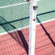 Terrains de tennis non disponibles les 13 et 14 avril