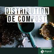 Distribution de compost aux résidents de Rigaud