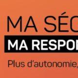 Ma sécurité: ma responsabilité! Plus d'autonomie, moins de soucis!