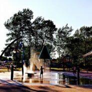CHALEUR EXTRÊME – Les jeux d'eau du parc Chartier-De Lotbinière resteront ouverts jusqu'à 23h, et ce, jusqu'à dimanche