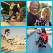 Les planches à roulette ComeBack Skateboards débarquent chez nous!