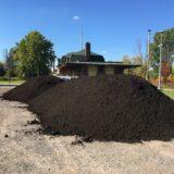 Compost gratuit offert aux citoyens