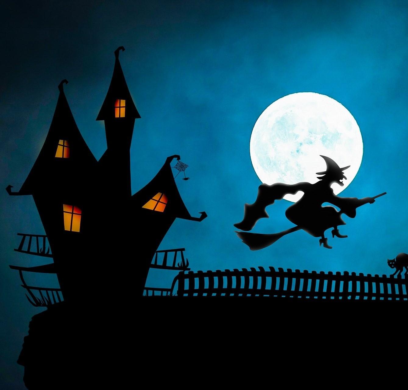 DIMANCHE 31 OCTOBRE – Soirée d'Halloween organisée par les Services récréatifs et communautaires!